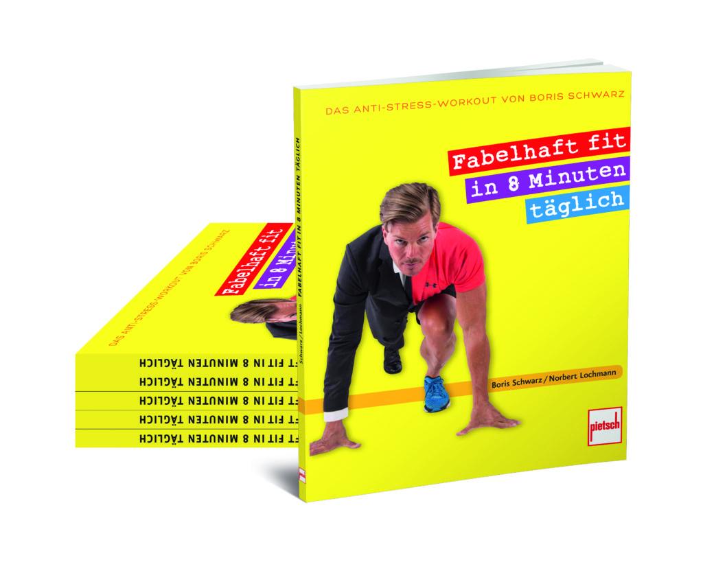 Fabelhaft fit in 8 Minuten täglich (Buch)