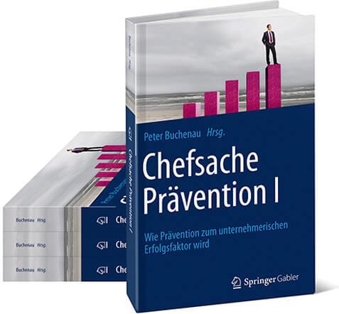 Chefsache Prävention I (Buch)