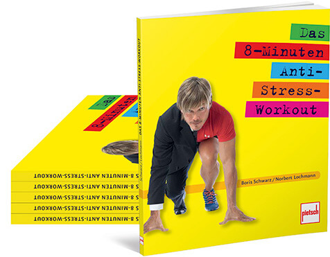 Das 8-Minuten-Anti-Stress-Workout (Buch)