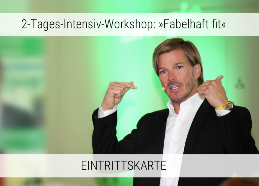 Frankfurt – 13. + 14. Januar 2018 – 2-Tages-Intensiv-Workshop »Fabelhaft fit & schlank«