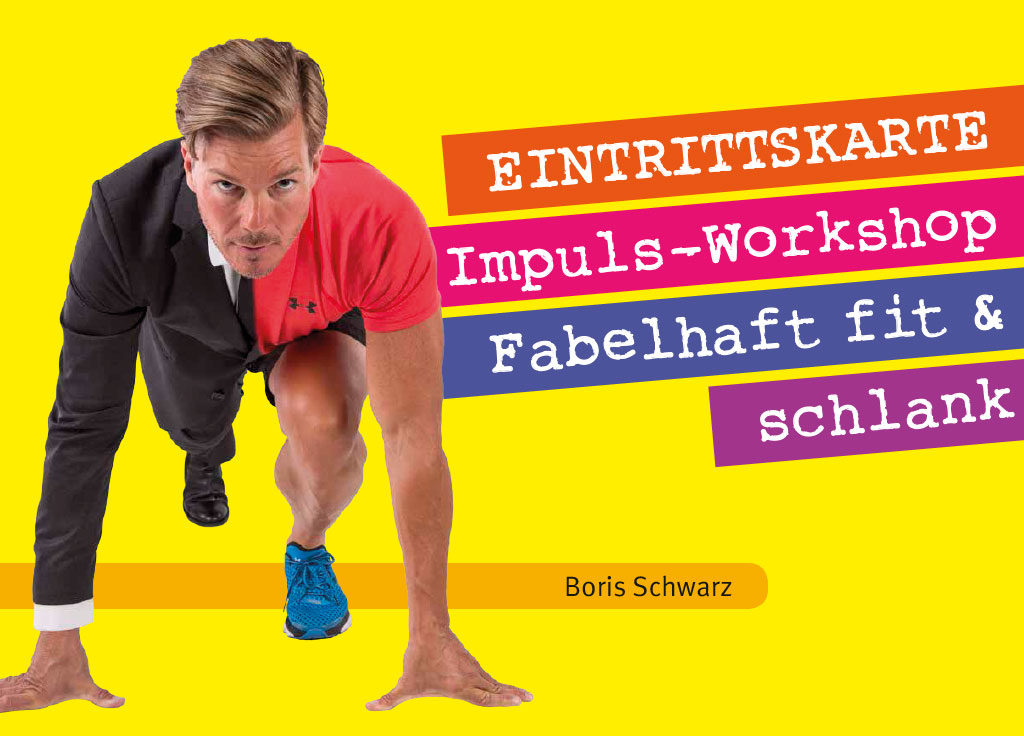 9. Juni – Frankfurt: Intensiv-Workshop »Fabelhaft fit & schlank«