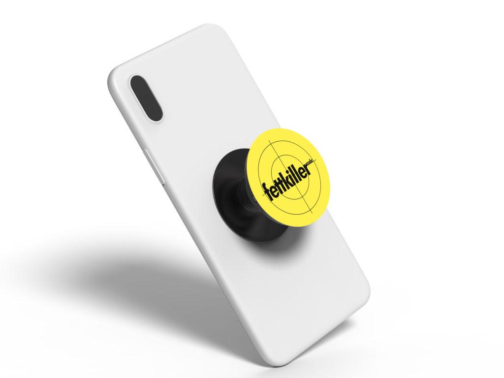 Phone Socket Fettkiller-Code